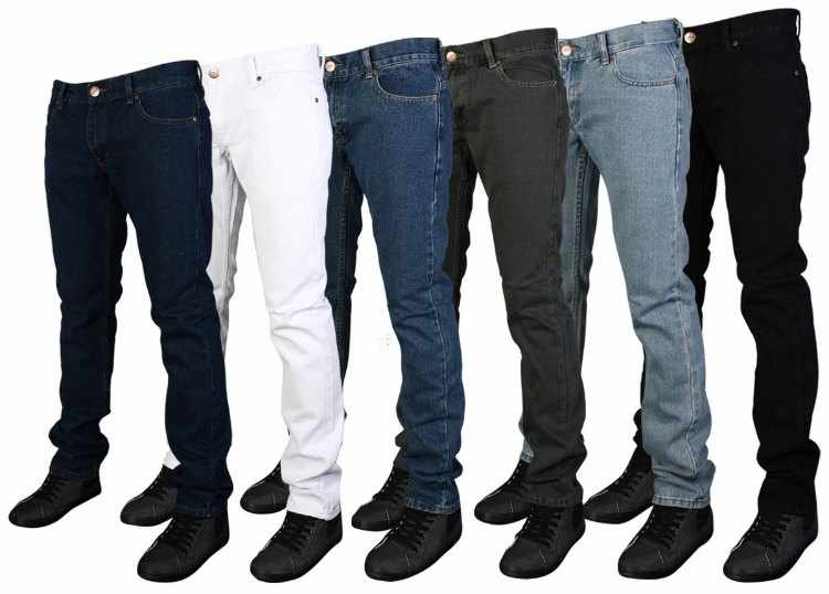 skinny jeans hombre